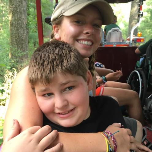 1st AmeriCorps term and summer at ESW Camps!
